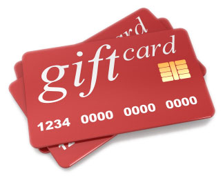Plastic Gift Card Printing - Security ECard Specialists